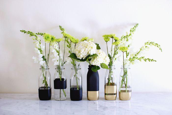 flowers vase design unusual diy interrior