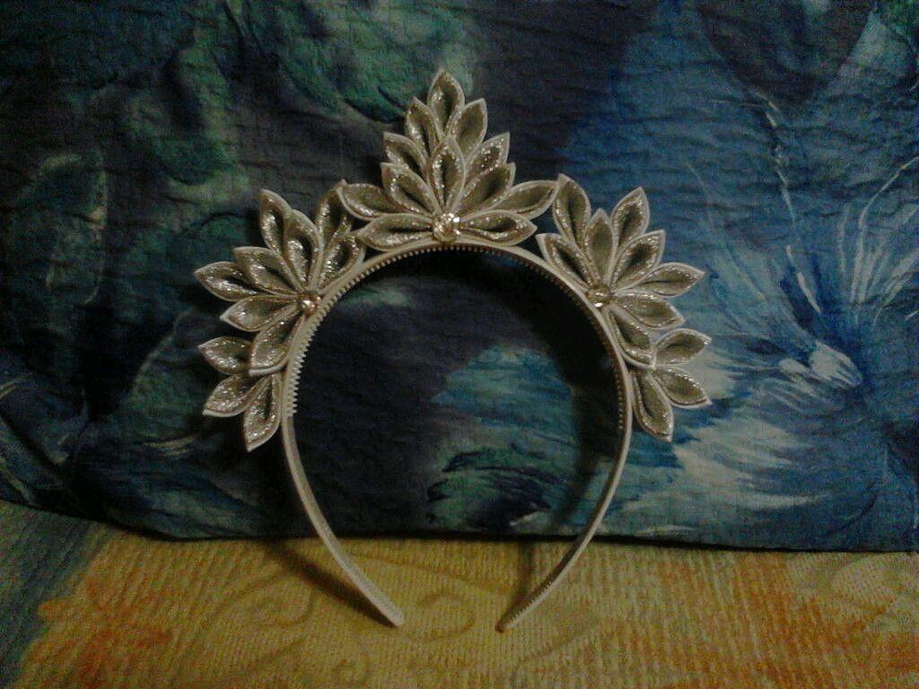 jewelery girl headbands head