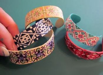 make bracelet wooden handicrafts sticks
