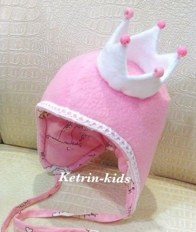 clothes hat kids cap newborn pink