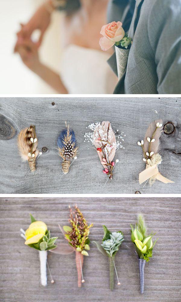 accessories boutonniere rose wedding flower