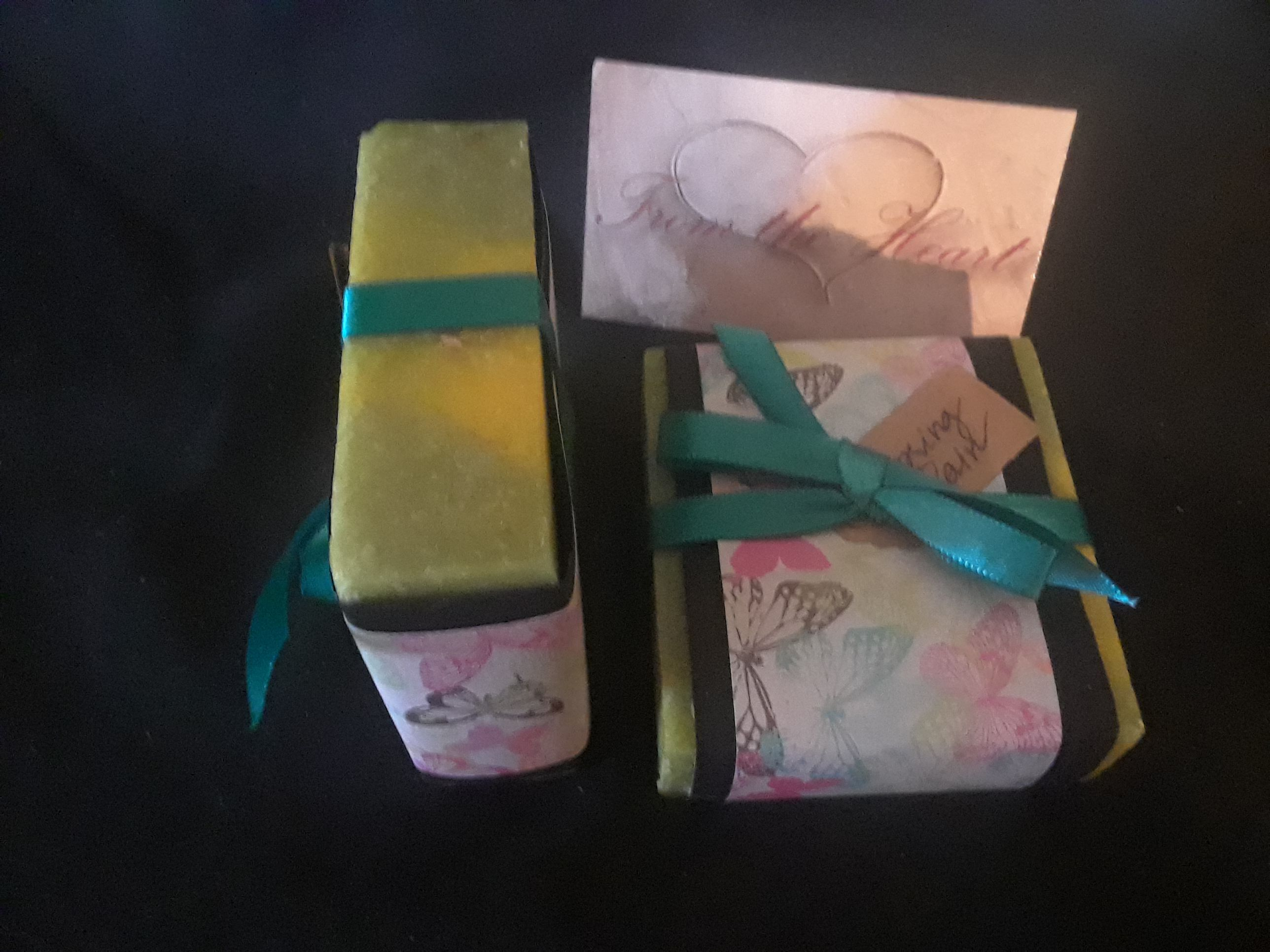 organic scented natural soap