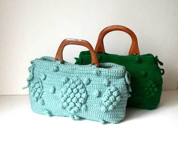 mom bag xmas teacher her handbags gift darel gerard totes crochet husband knit gifts handbag christmas crocheted purple for