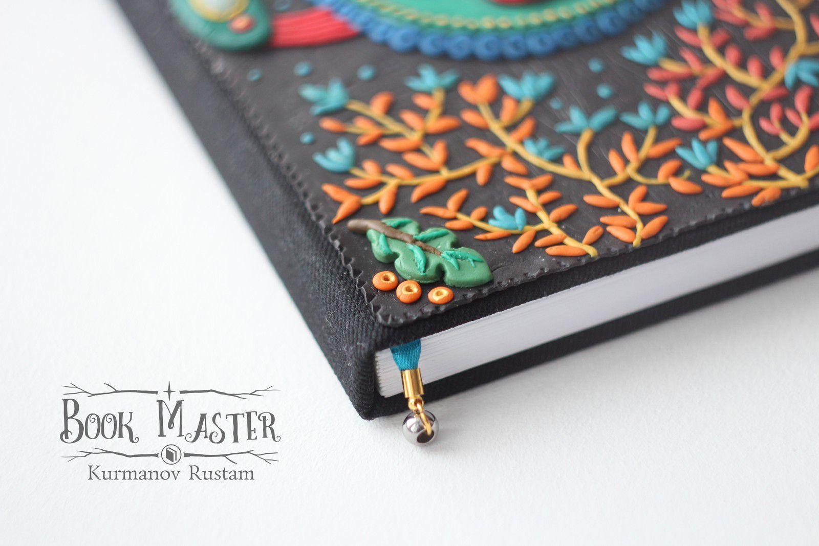 deer notebook handmade