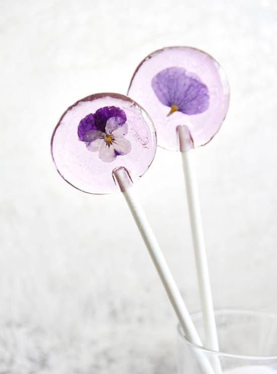 honey lollipops vanilla