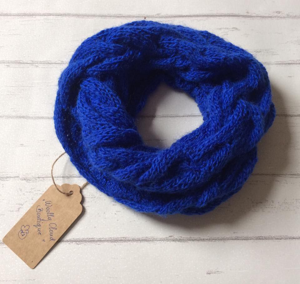 wool scarf snood infinity