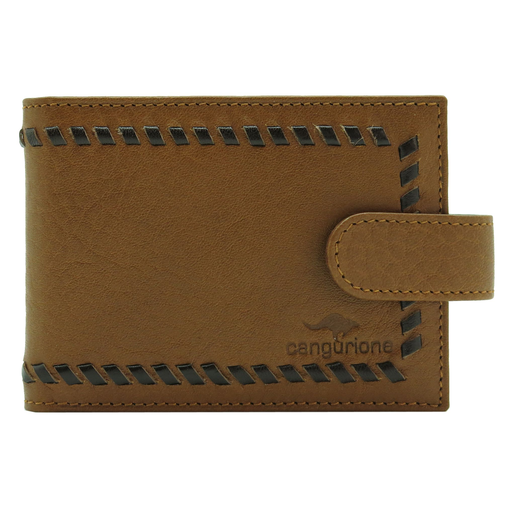 leather handmade brown tan accessories