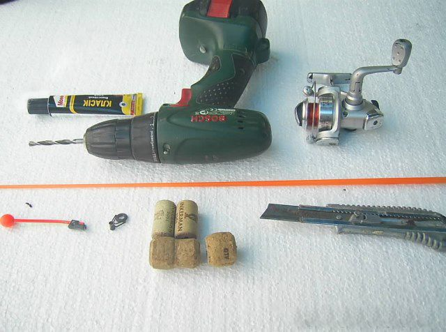 blank rod pole fishing make