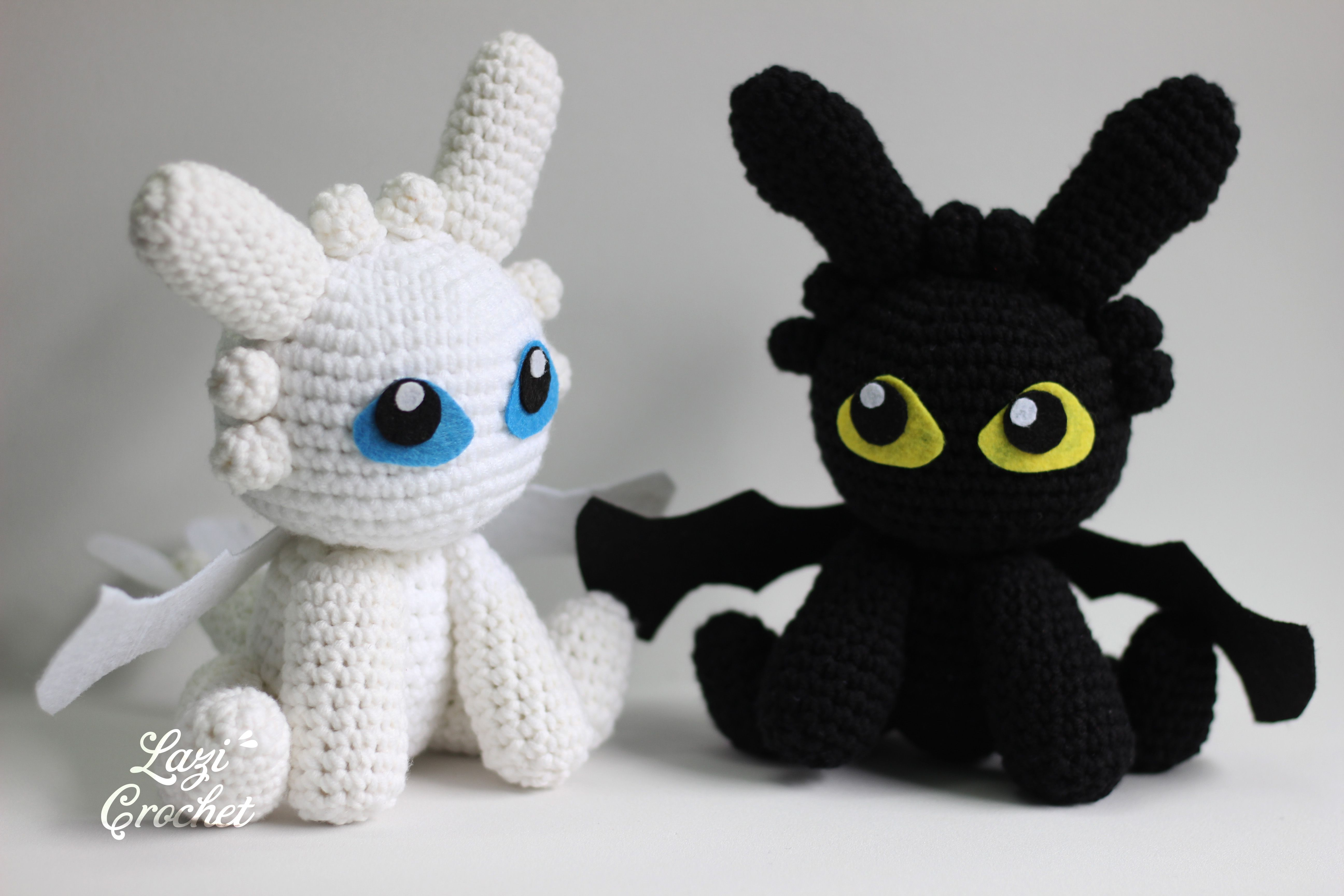 Night Fury Toothless Light Furry How To Train Your Dragon