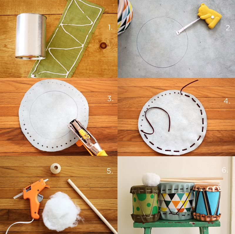 children music drumsticks drum make