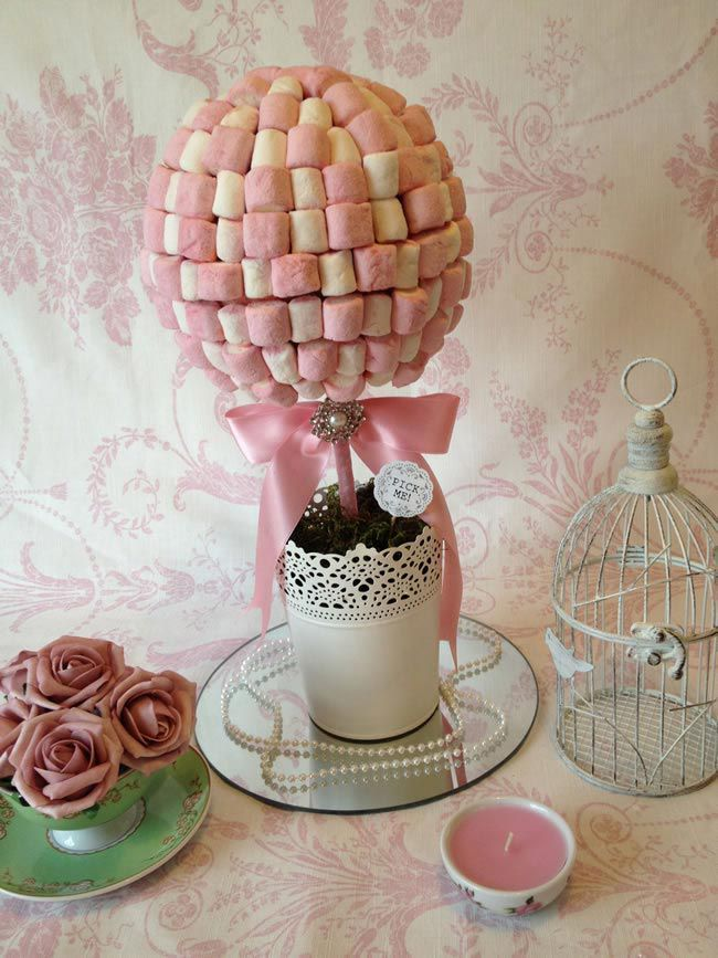 make cookery tree sweet decorative topiary