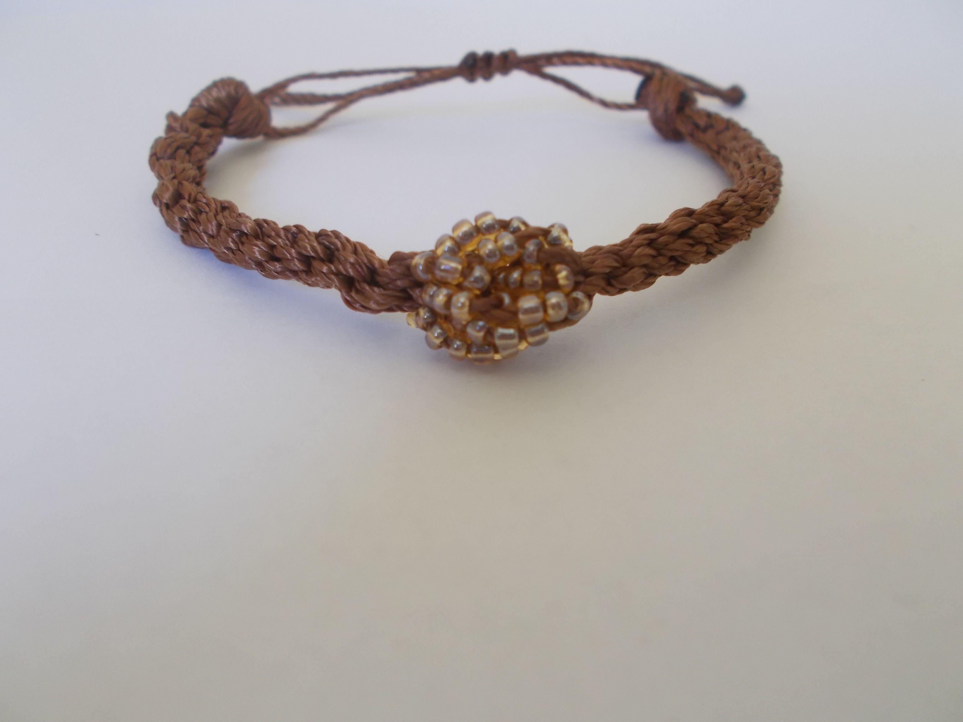 beads bracelets handame twist