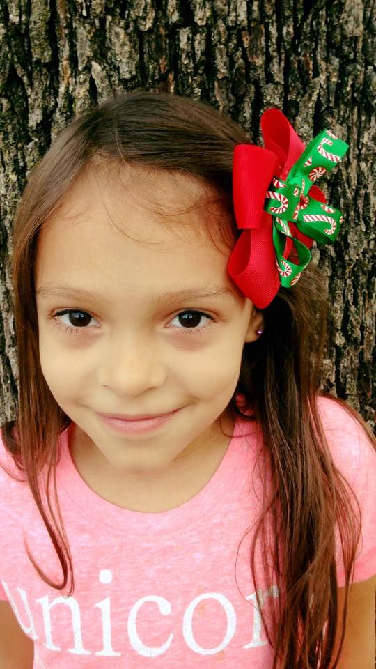 hair holiday cane boutique bows and green bow candy girls red christmas for