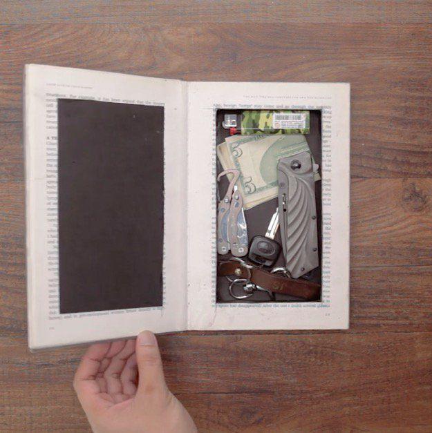 crafting secret book