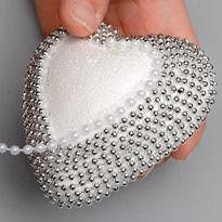 accessories ball heart ornaments make