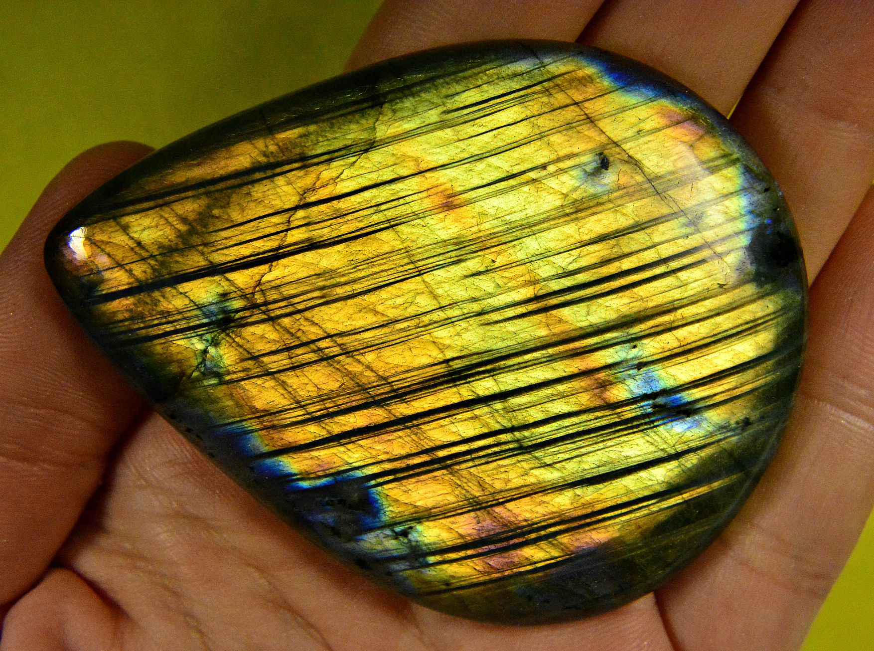 cabochon labrador stone natural