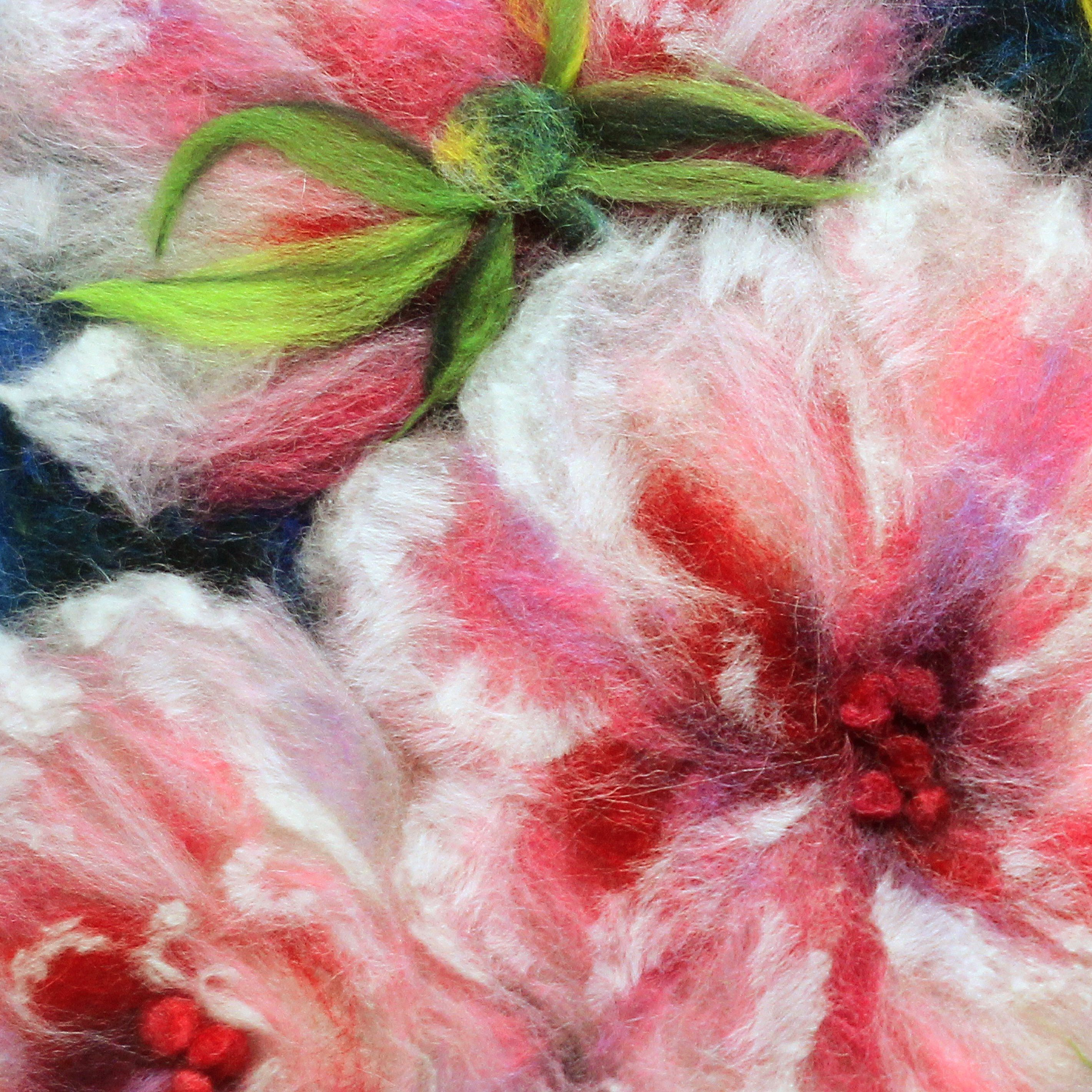 gift wool picture furpicture