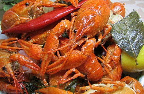 cook cookery ingredients recipe crawfish
