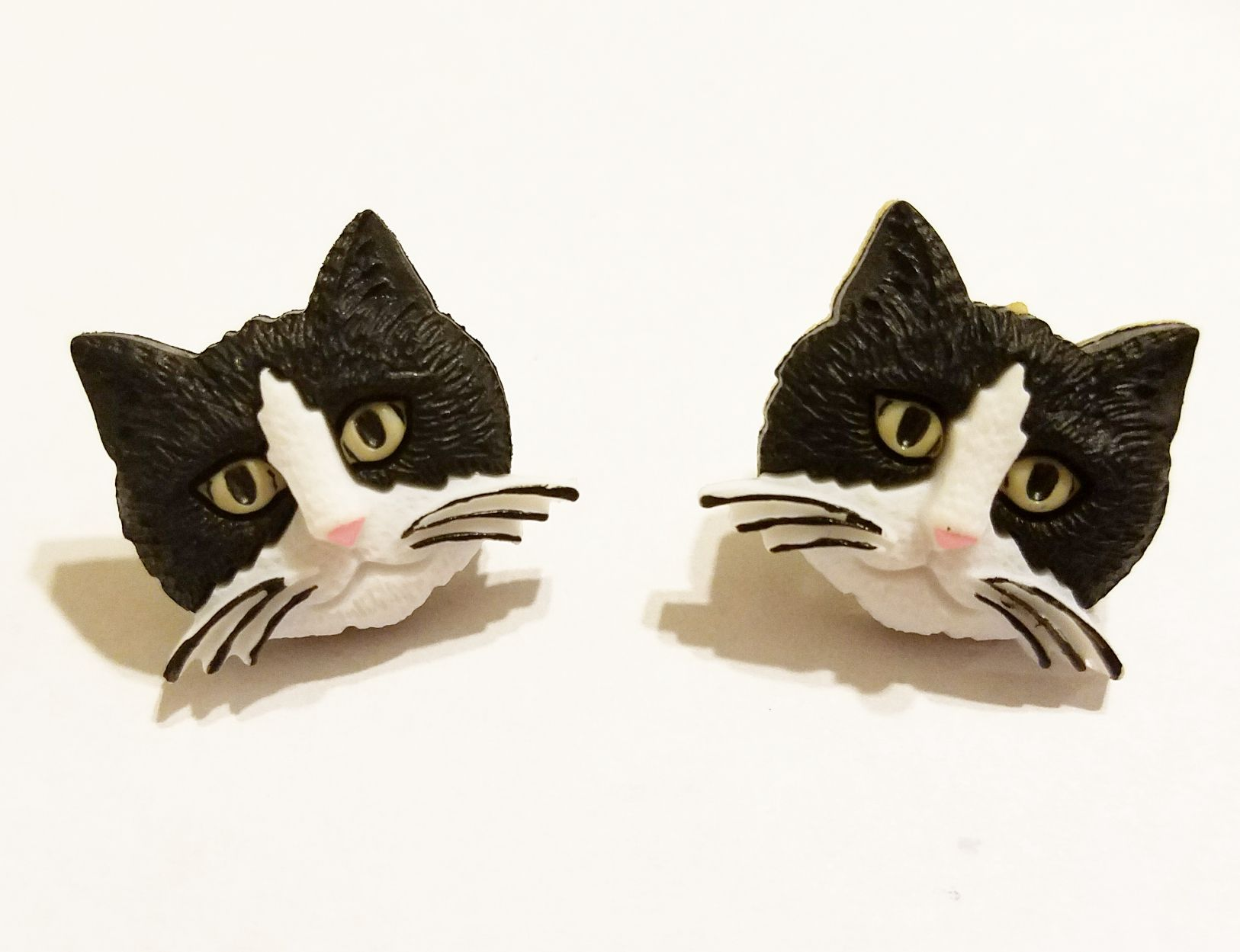 giftsforher unique gifts earrings kriszcreations jewelry cats