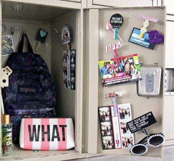 locker unusual stages door decorate