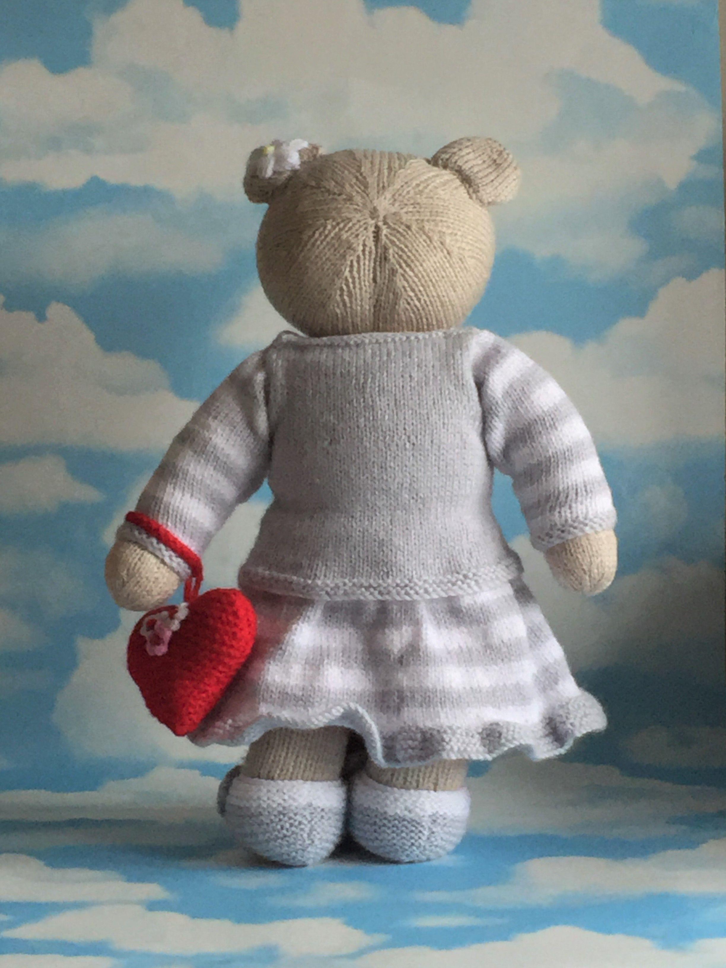 gift birthday handmade teddy