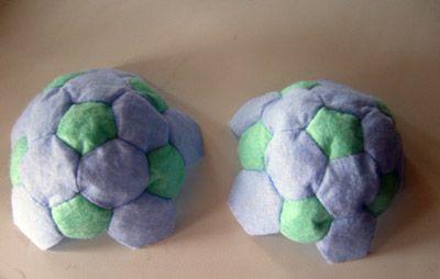 instruction soccer ball materials make