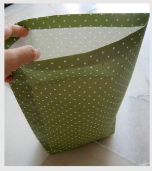 paper packing bag crafts make