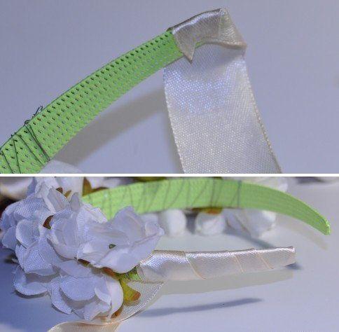 accessories flowers headbands homemade make