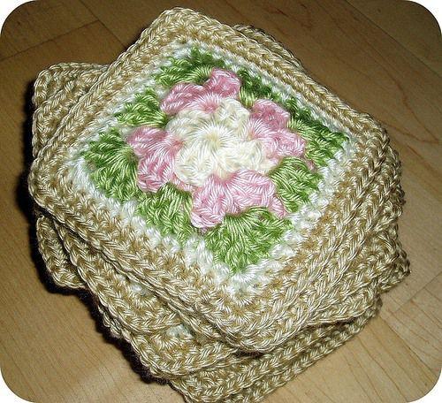 goods patterns crochet textile scheme poncho