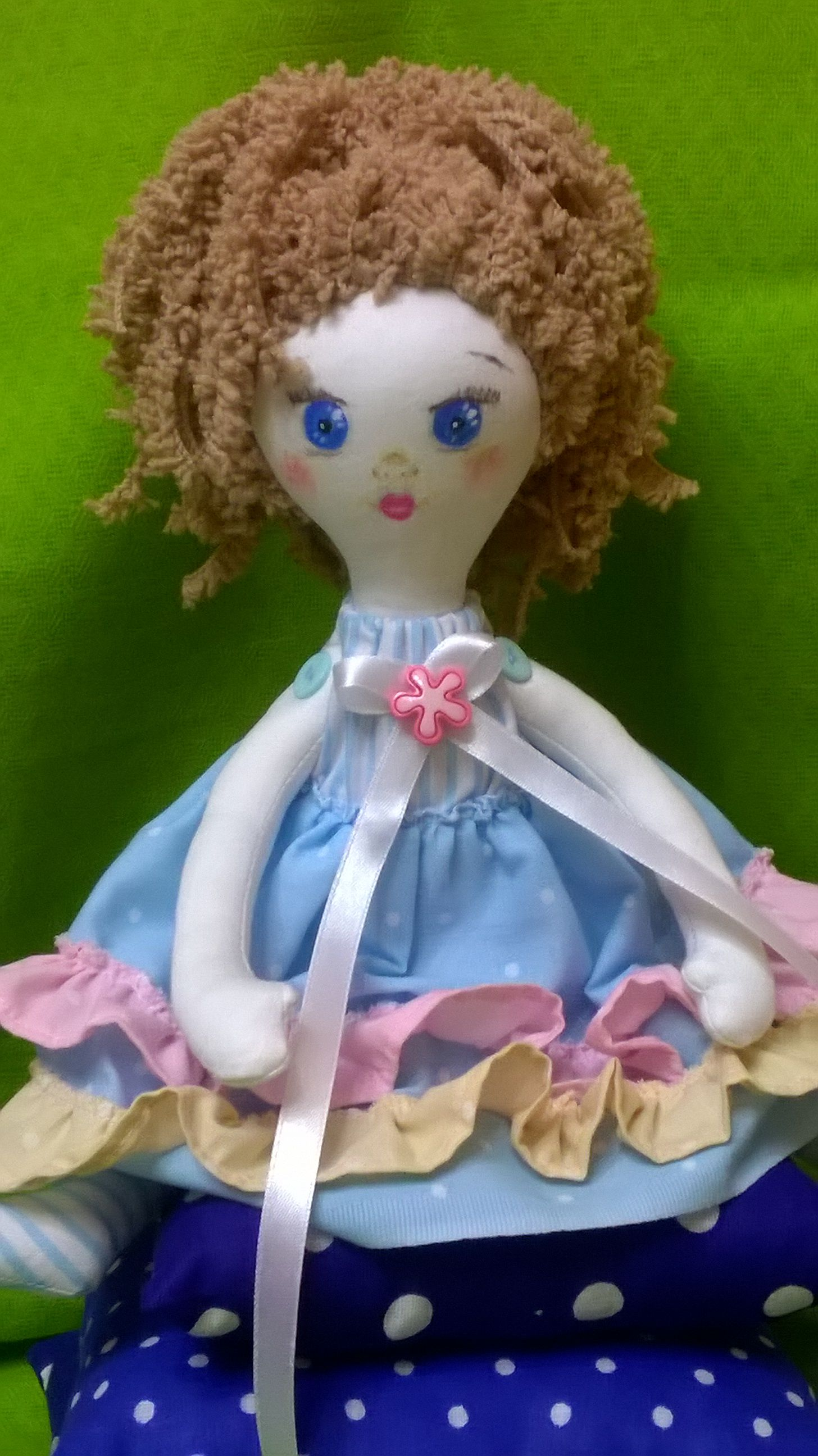 toy textile fairytale princess