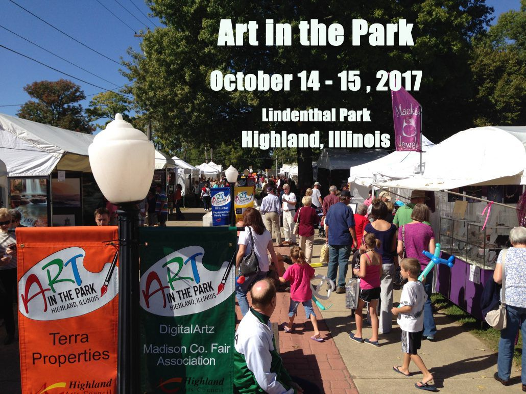 exhibition artinthepark illinois abbiglievents artsale