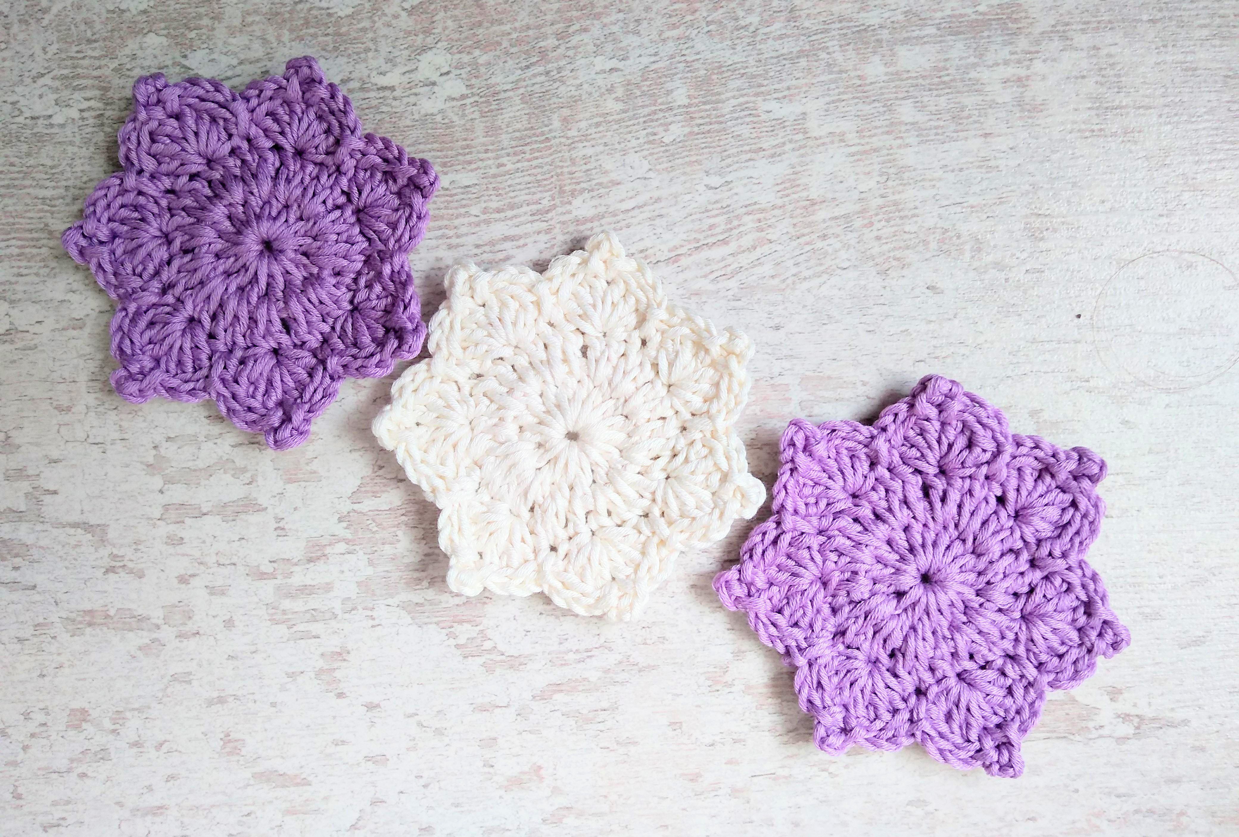 friendly pads scrubbies exfoliate cleanse and cleansing usable pure eco handmade face neck cotton
