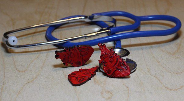 fashionwood gift heart lovers