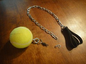 instruction ball poi tennis make