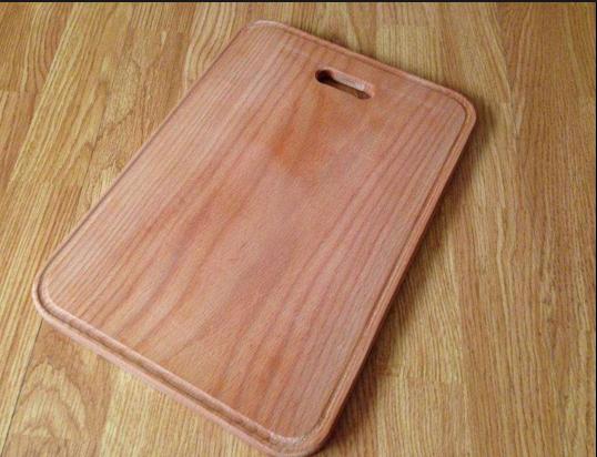 handicraft cuttingboard cozy kitchen