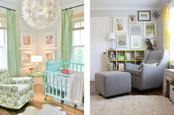 decorate ceiling floors nursery walls