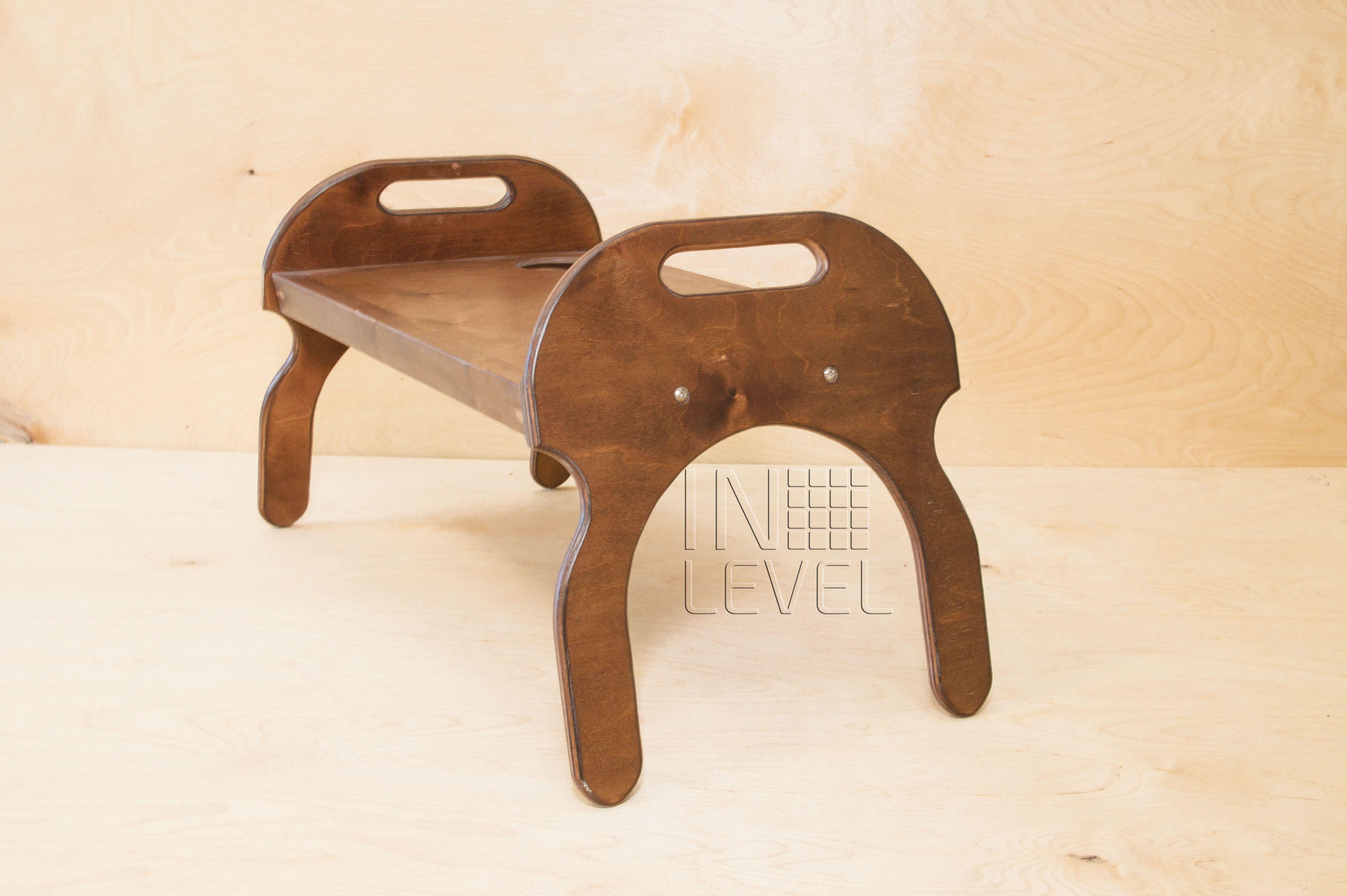 oak wood interior table