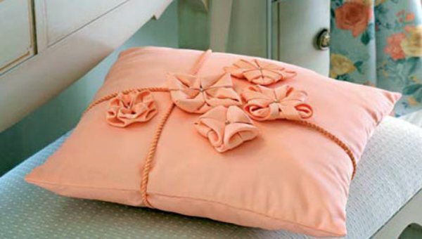 decorate throw homemade pillows make