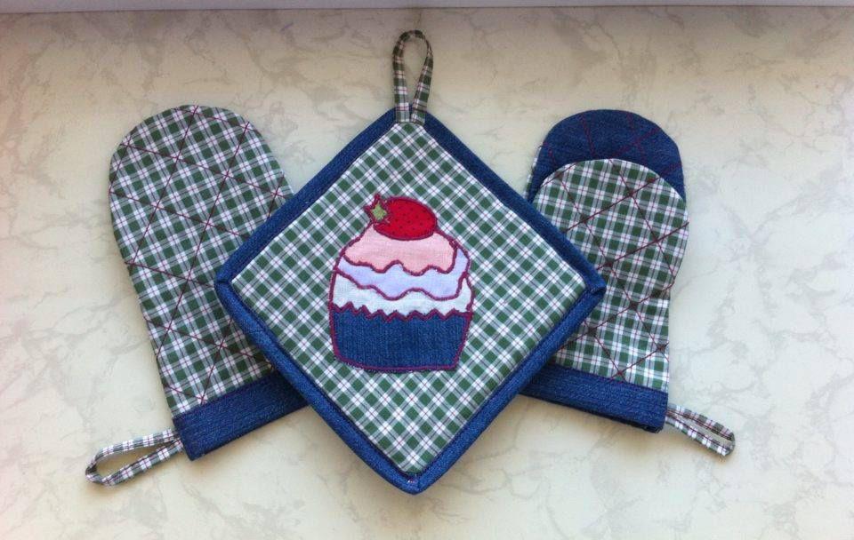 textile modernart kitchen