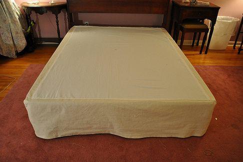 skirt crib manual make fabric