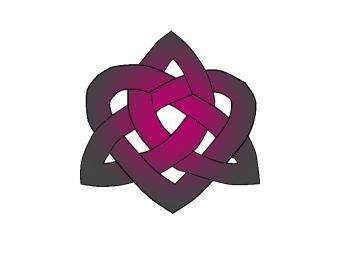 art draw celtic knots steps