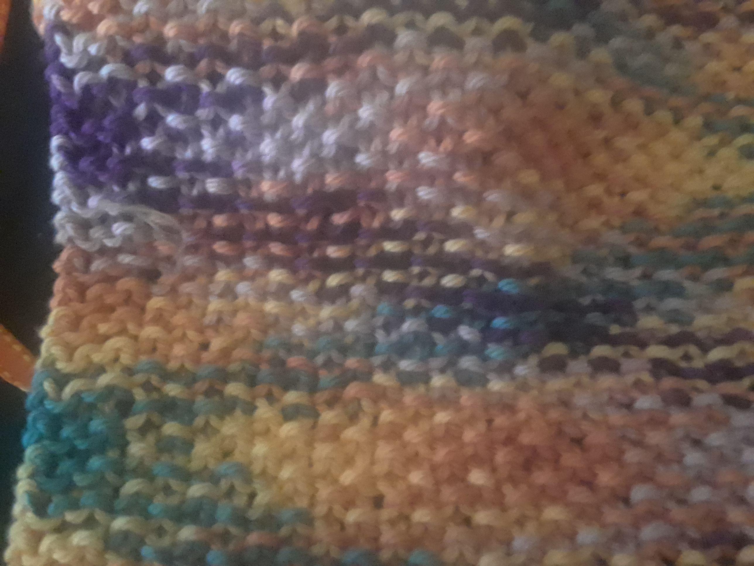 knit soft washcloths cotton