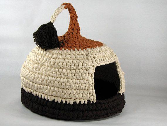 cat dog crochetforcat pet crochethouse pethouse catcave cathouse catbed