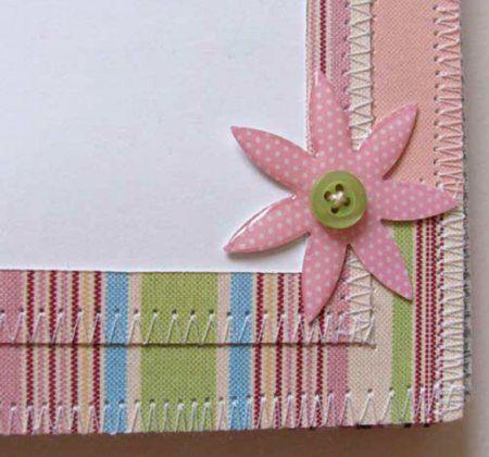 baby scrapbook newborn stepbystep make
