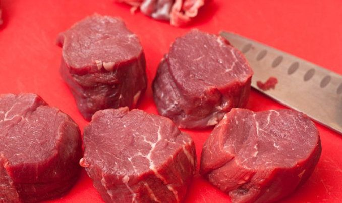 filet cookery cook ingredients mignon
