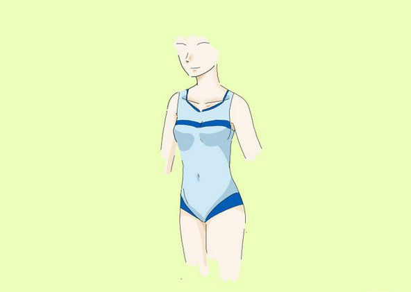 colour male female art body draw
