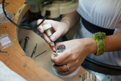 stones costume jewelry handmade instructions metals