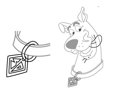 color dog doo scooby draw pencil art