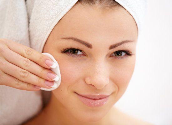 tonic face make makeup skin