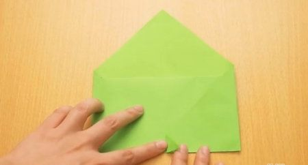 how to make enveloped out of paper